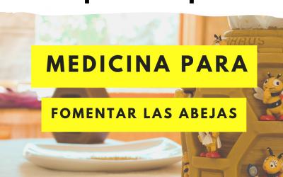Apiterapia, Medicina para fomentar las abejas en el ambiente